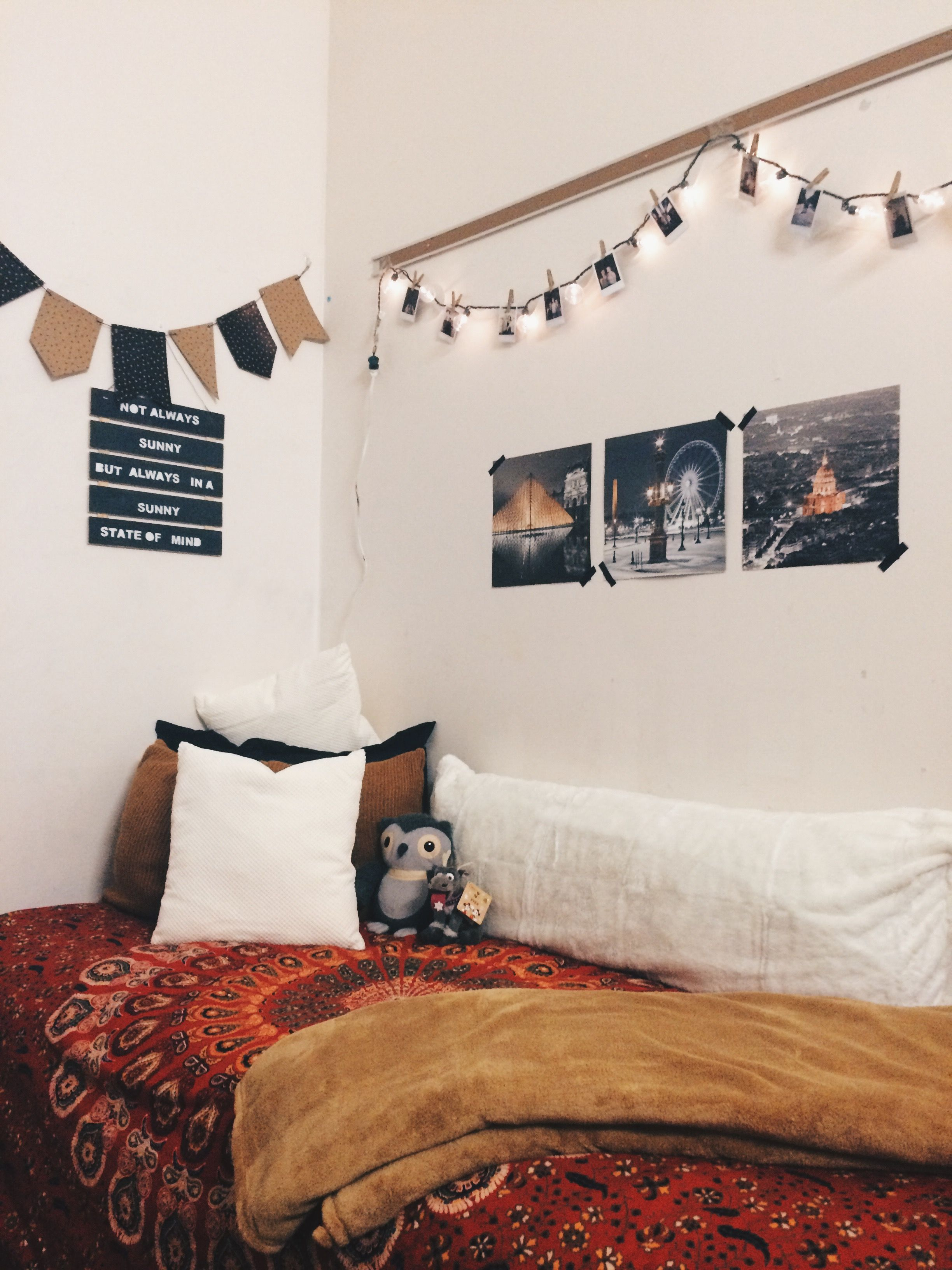 College Dorm Room Design: Dorm Room Ideas. Temple University.