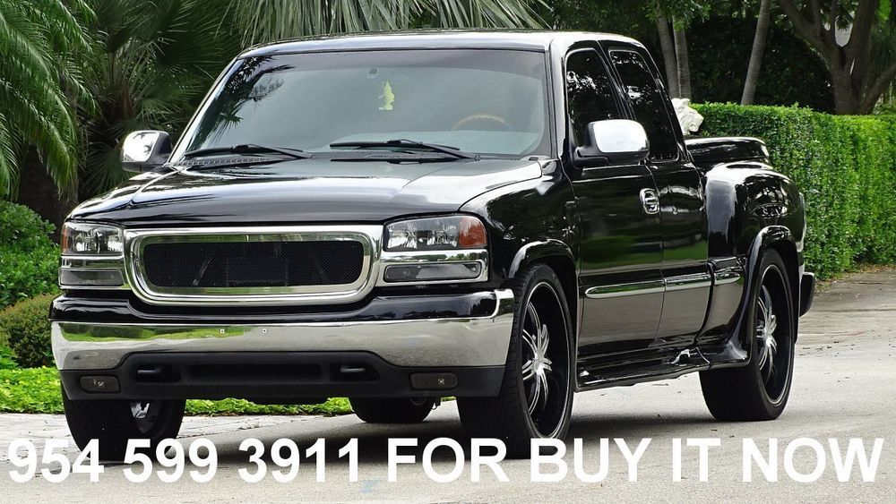 2000 Gmc Sierra 1500 See Full Item Description Below 954 599 3911