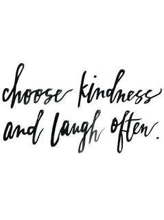 Reflexiones: kindness