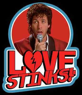 Movie 90s Adam Sandler Classic The Wedding Singer Love Stinks