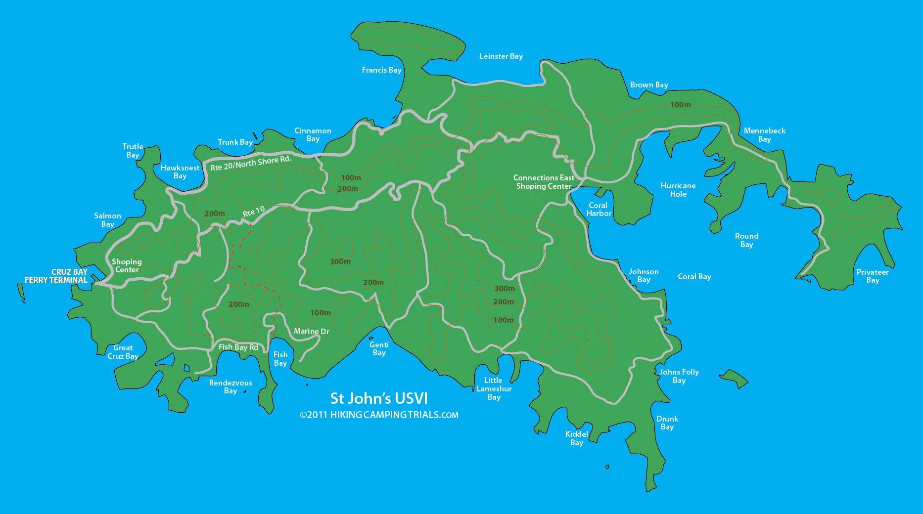 St Johns Map USVI tattoo Pinterest Virgin islands and Tattoo