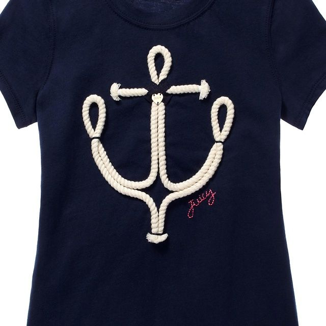 Rope Anchor Tee