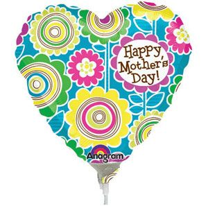 Mother's Day Graphic Flowers Micro