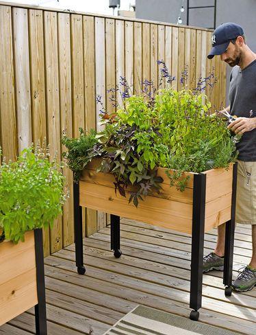 Standing garden gardening love pinterest gardens and garden ideas garden ideas workwithnaturefo
