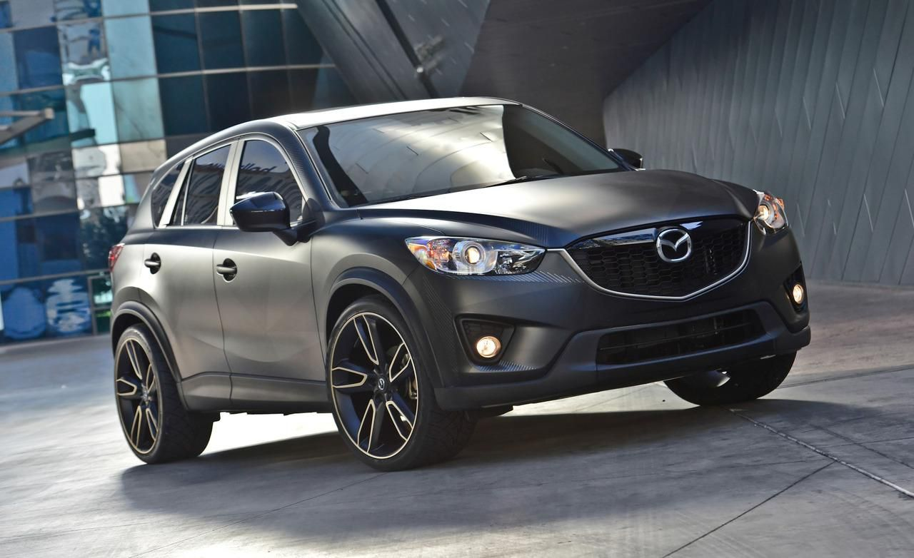 Modified mazda cx 9 we both like these but have to research more