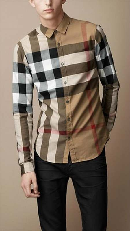 chemise style burberry homme,chemises burberry pour homme