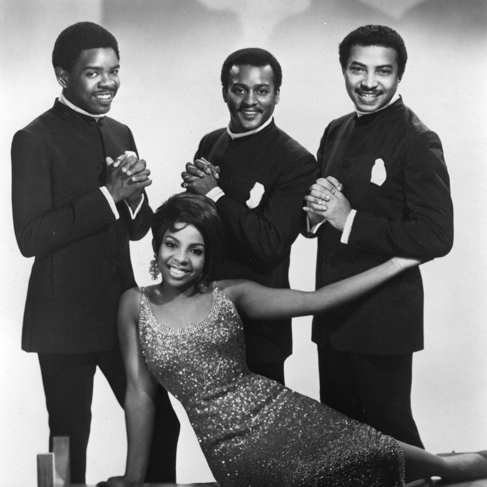 Gladys Knight The Pips Midnight Gladys Knight Celebrities Black Music