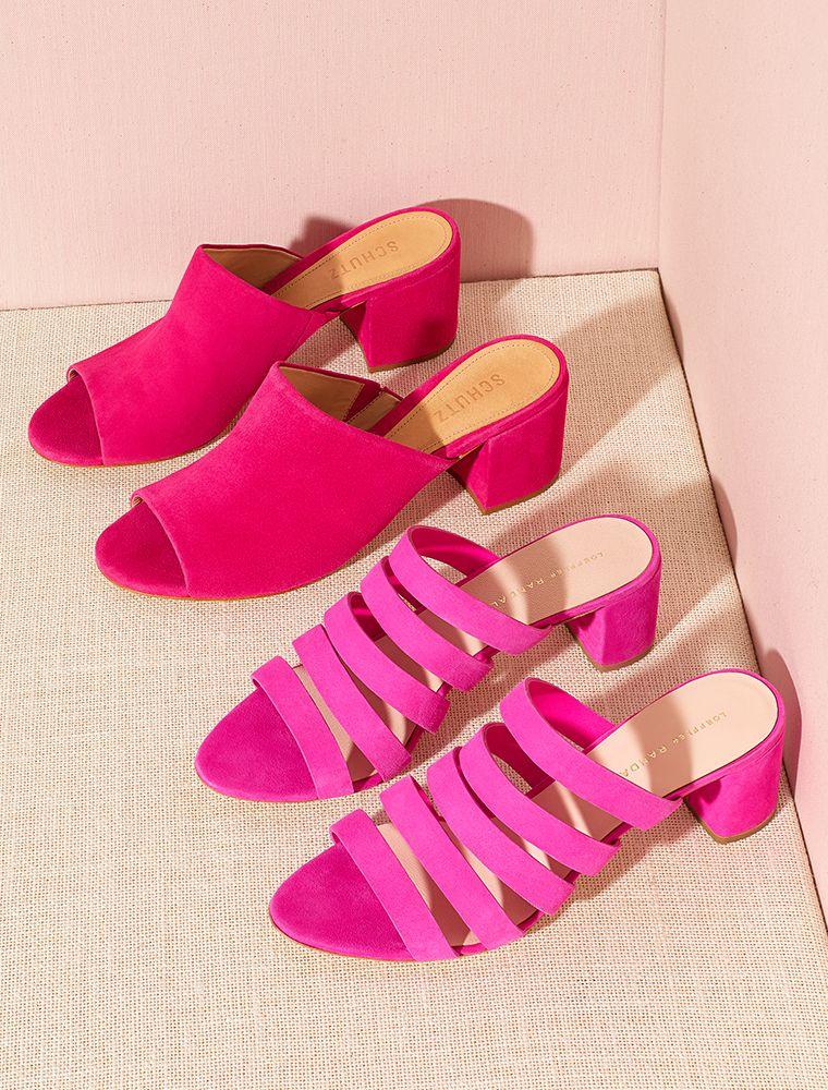 12ea768d9716b Glamorous Women's Gingham Ruffle Blouse, Light Pink Gingham, Small ...