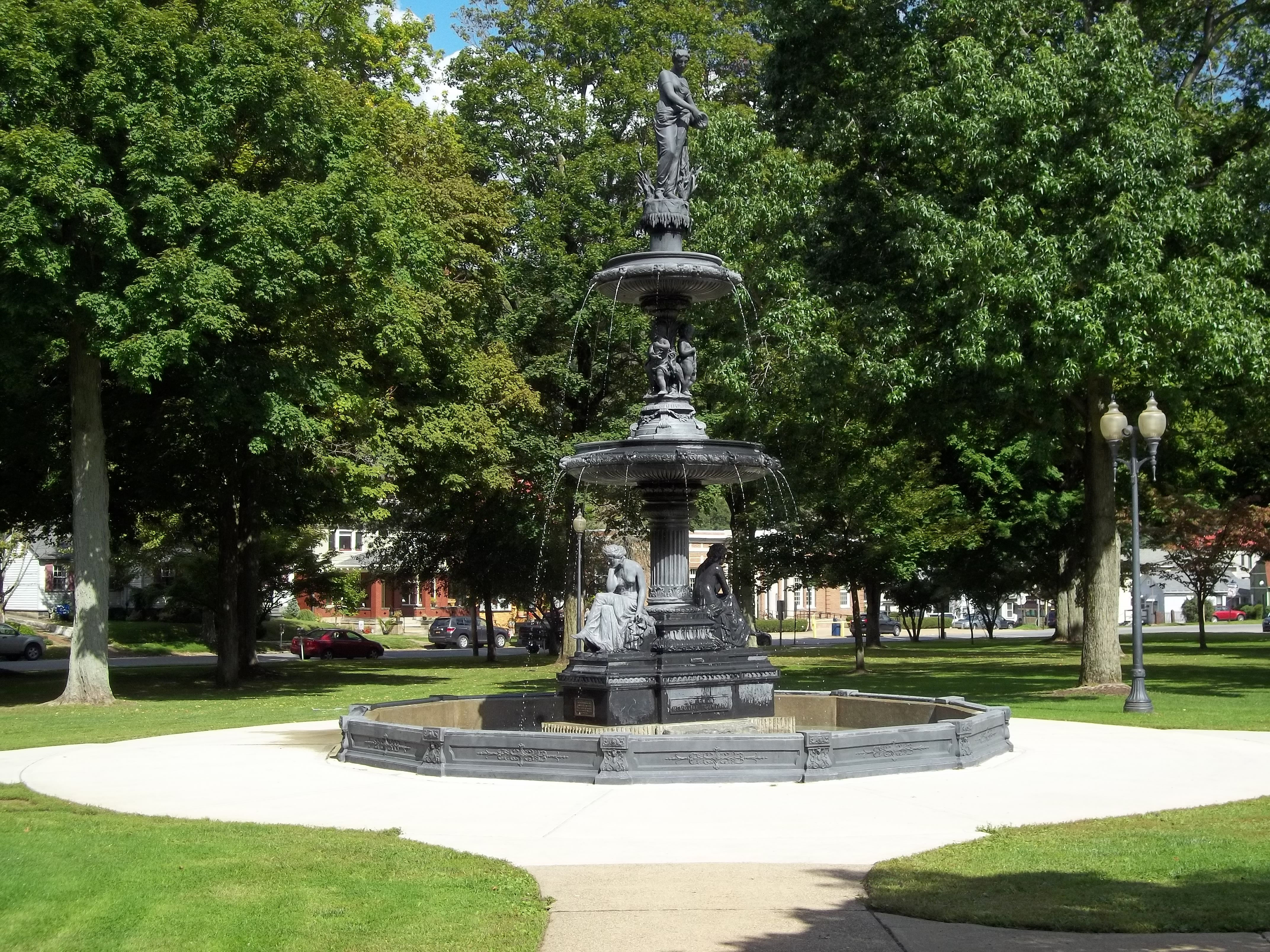 Fountain Park – Liberty St. Franklin, Pa 16323 | Venango County  Pennsylvania Business Directory | Fountain park, Venango, Fountain