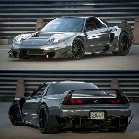 Tuner Cars, Japanese Sports Cars, Nsx