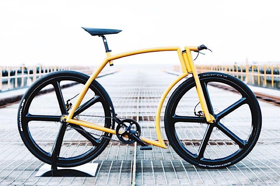 Die estnische Fahrradschmiede Velonia hat sich mit ihrer Hausmarke Viks längst international einen Namen gemacht. Cleanes Design mit der Konzentration auf das Wesentliche prägen die Drahtesel aus dem baltischen Land. Die neueste Kreation, das Viks Gran Tur