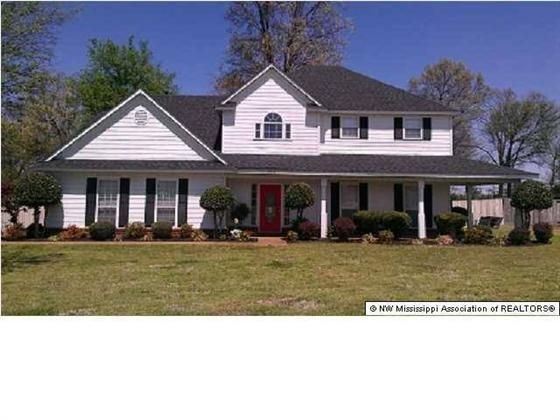 OPEN HOUSE Saturday Sept. 13th 1-4  Dont miss this opportunity to live in one of the most desirable subdivisions in Southaven Dickens Place. This classic colonial style home in Dickens place gives you all the room your growing family will need with 5 bedrooms 2 12 baths on almost an acre lot. The price per square foot on this home you can not beat in this neighborhood. Huge kitchen with tons of storage and countertop space stainless steel appliances breakfast bar eat in kitchen and pantry.