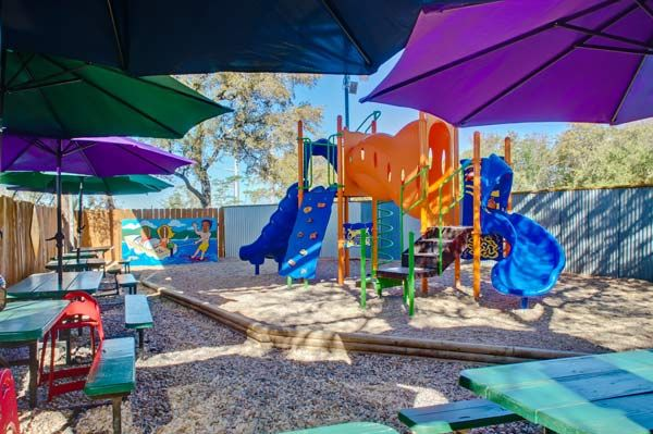 Austin Restaurants With Playgrounds They Left Off Phil S Icehouse And Flores Though