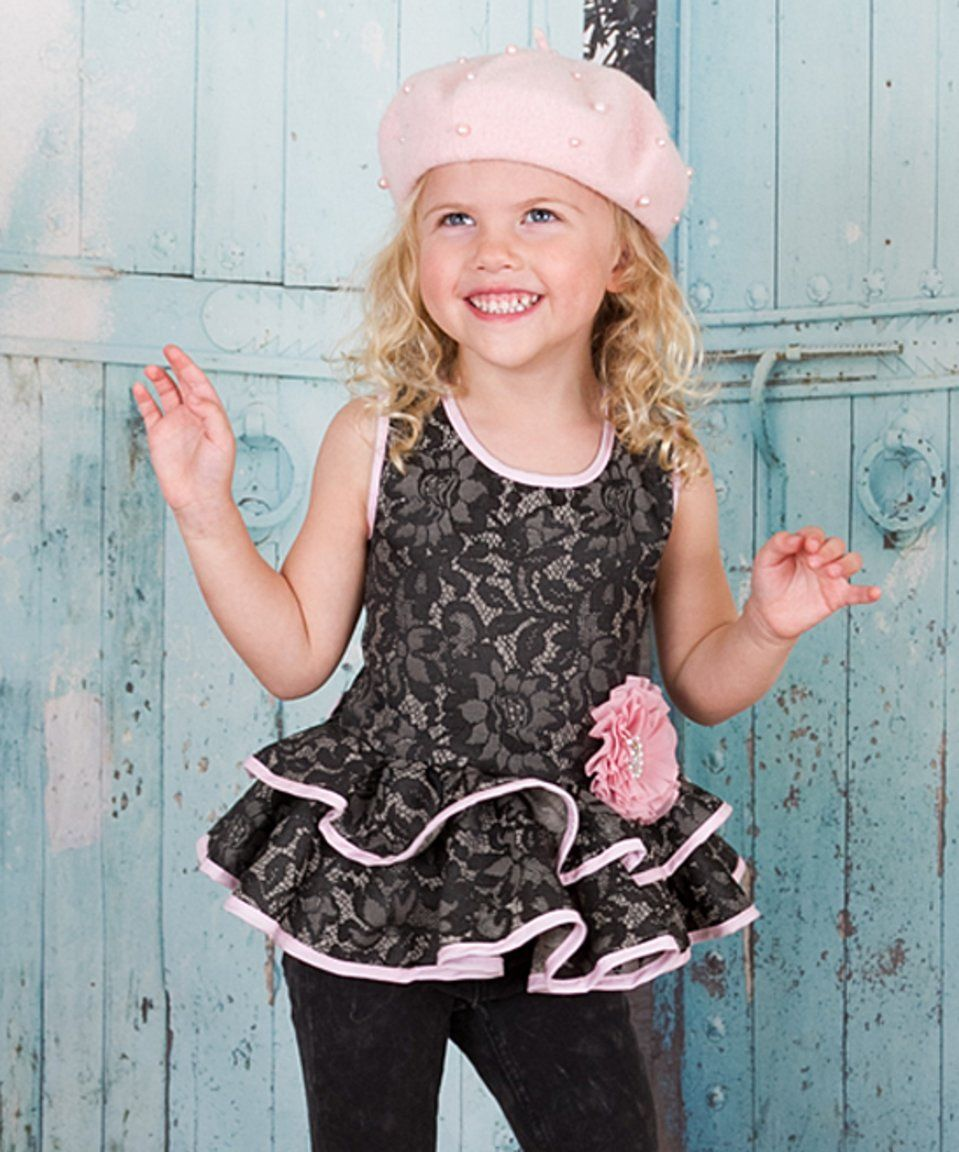 One Size Tiers of Lace Just Adorable! Aqua Lace RUFFLE Baby Toddler Leg warmers