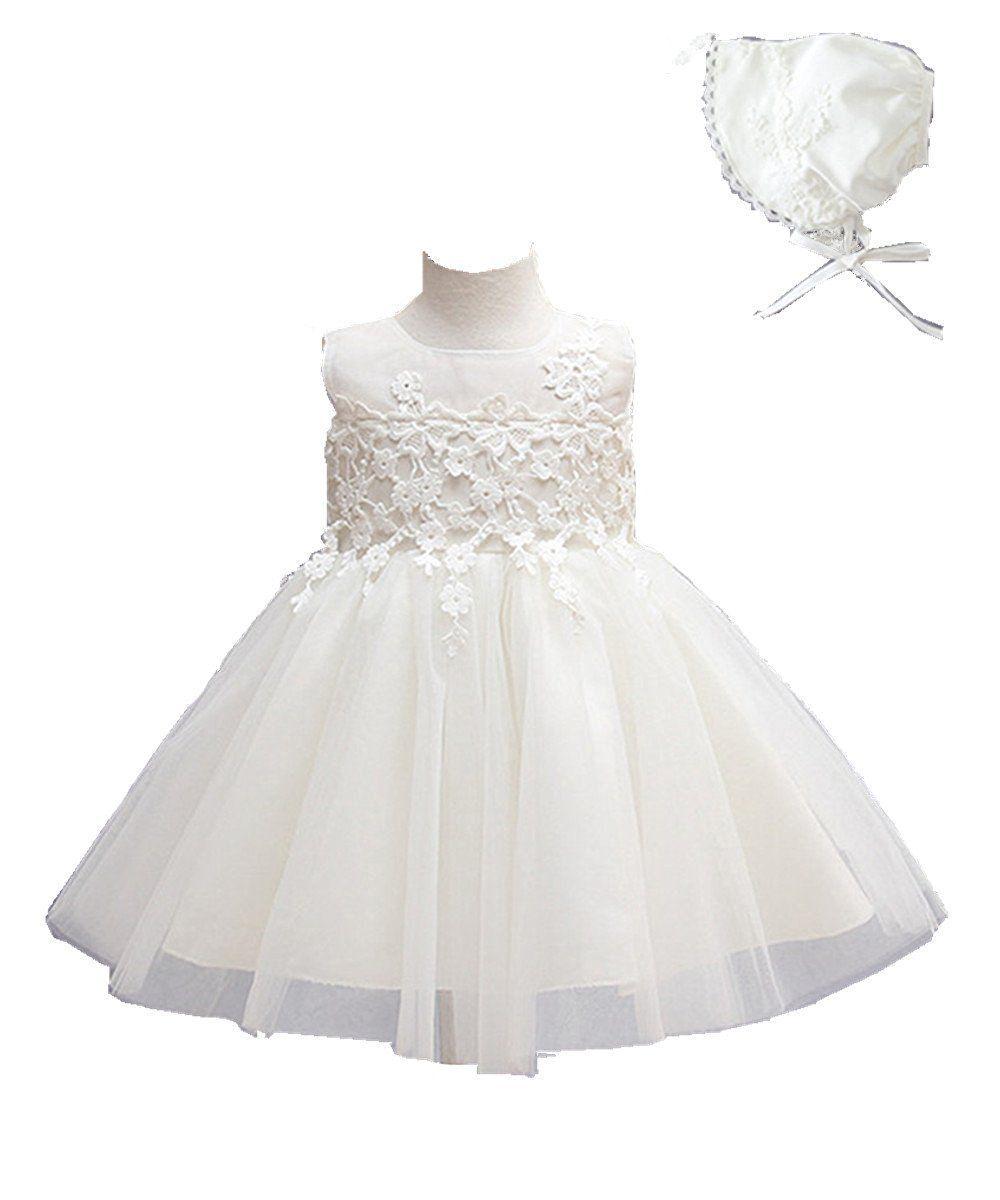 Snowskite baby princess lace bridesmaid flower girls wedding dresses