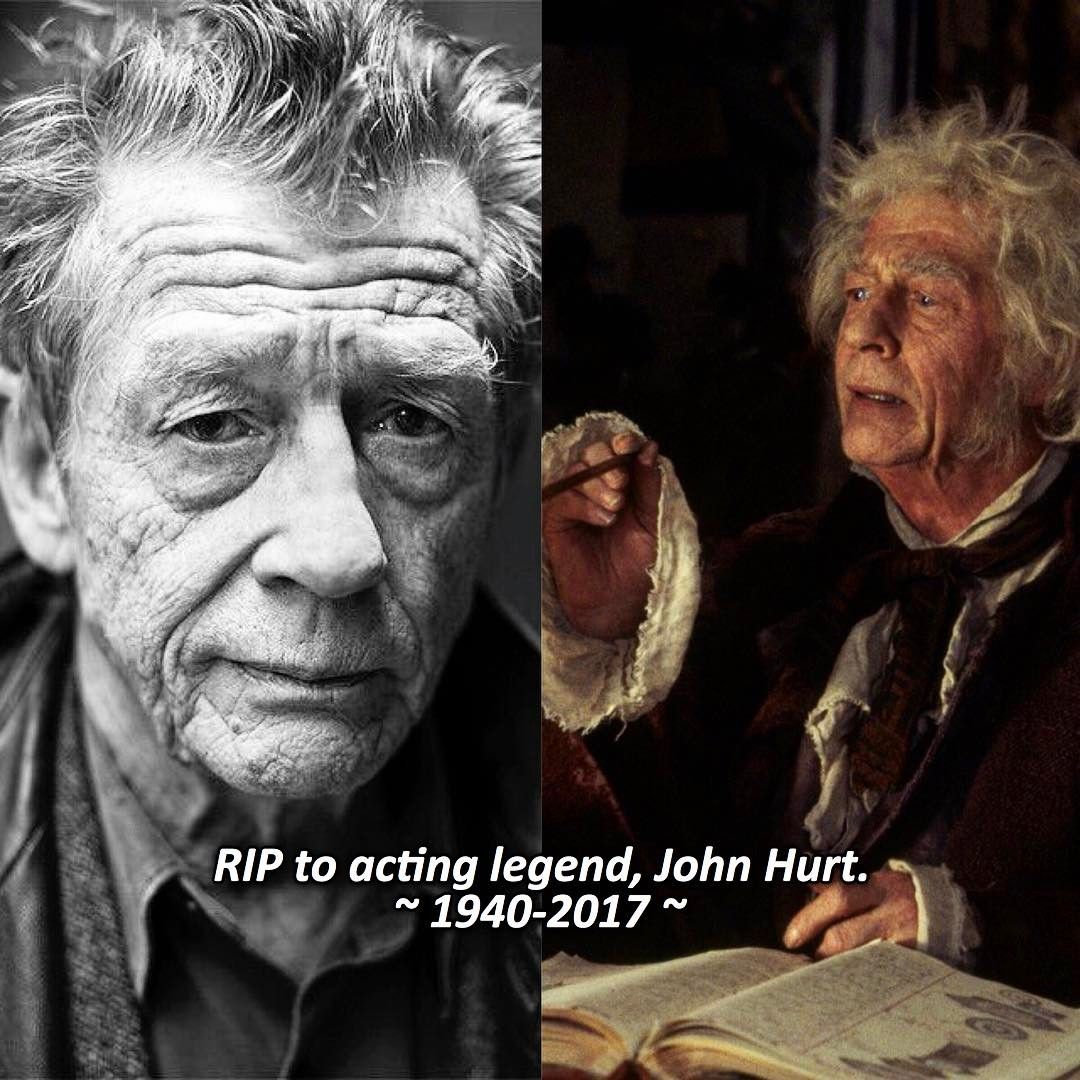 Rip To Acting Legend John Hurt He Portrayed Ollivander In The Harry Potter Films And Starred In Many Harry Potter Harry Potter Pictures Harry Potter Films