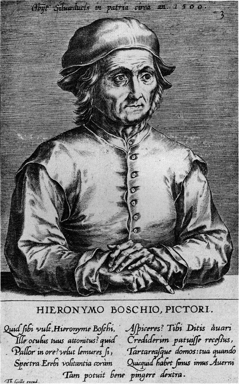 File-Hieronymo Boschio pictori (full) - Hieronymus Bosch - Wikipedia, den frie encyklopædi
