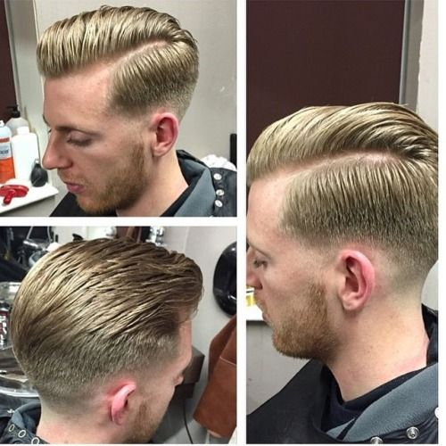 Old School Barber Haircuts: Old School Haircuts For Men