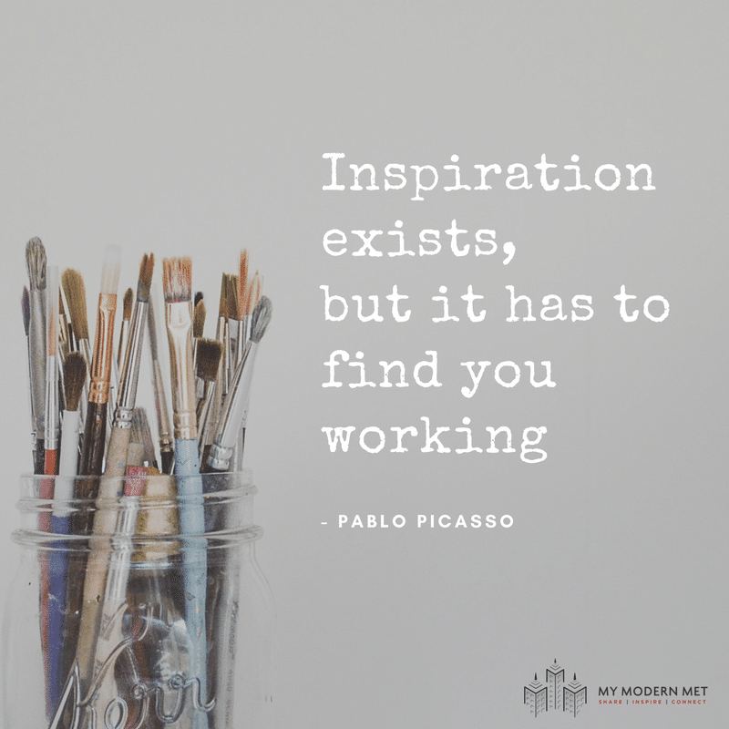 19 Inspirational Quotes From True Artists to Help You Overcome a Creative Rut