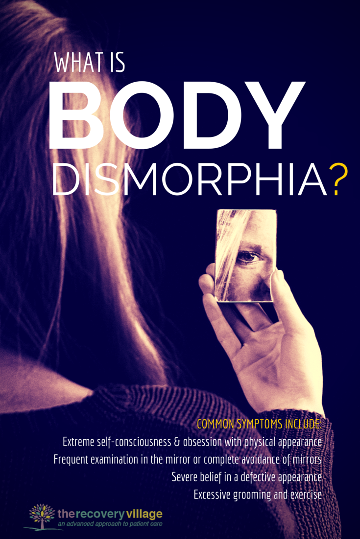 what is body dysmorphia? body dismorphia is a type of chronic