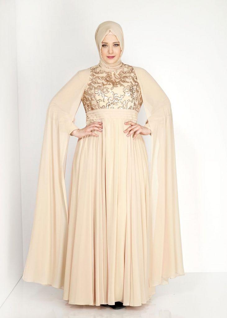 Guzel Buyuk Beden Tesettur Abiye Modelleri Modest Outfits Hijab Fashion Gowns