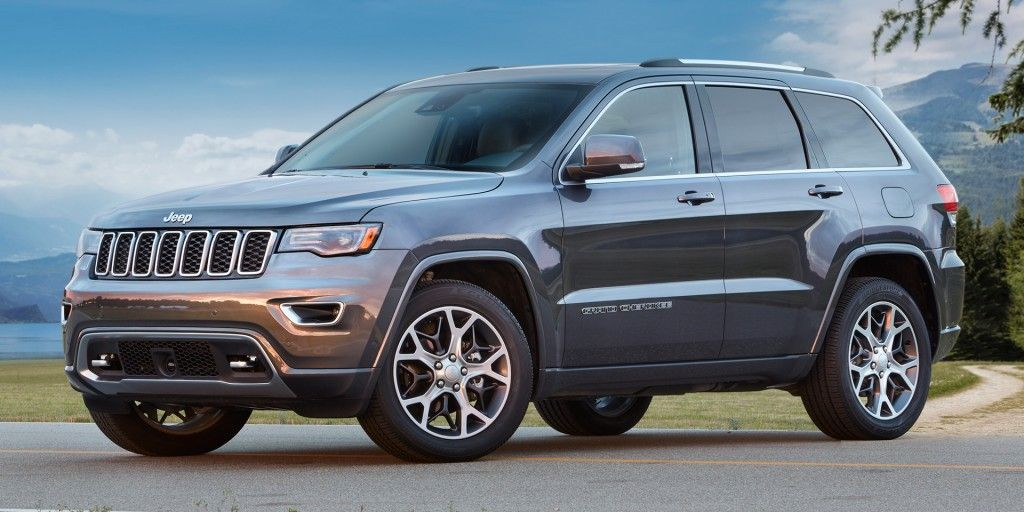 Jeep Grand Cherokee 4x4 Systems Other Off Road Features With