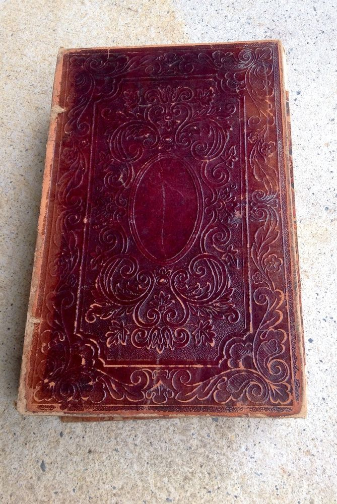 THE GREAT REBELLION J. T HEADLEY VOL 1 1863