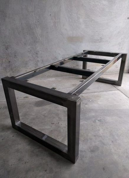 Stainless Steel Furniture Dining Tables 60 Ideas Stainless Steel