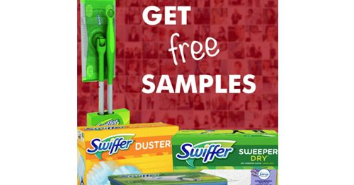 Free samples of Swiffer cleaning products - Mopping Pad Refills - free samples of cleaning products