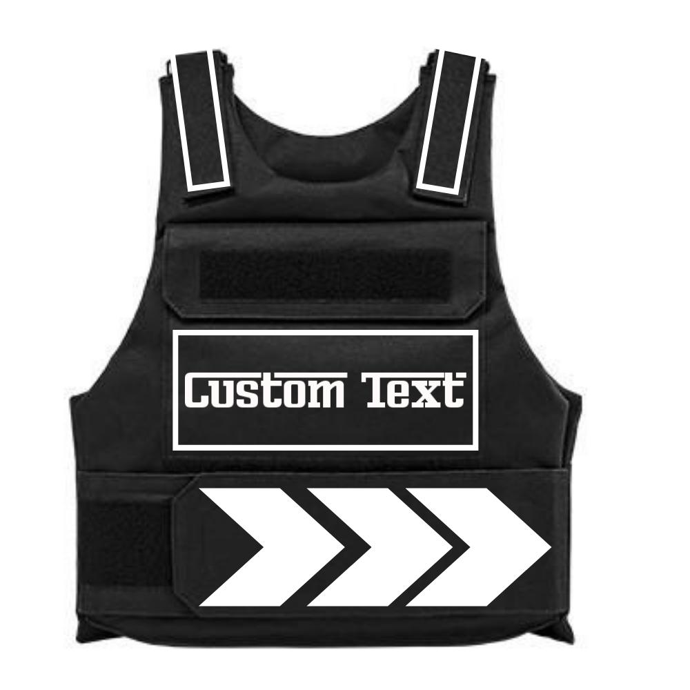 CUSTOMIZABLE BULLET PROOF VEST in 2020 Bullet proof vest