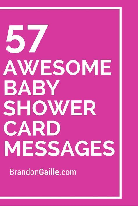 57 awesome baby shower card messages - Baby Shower Cards