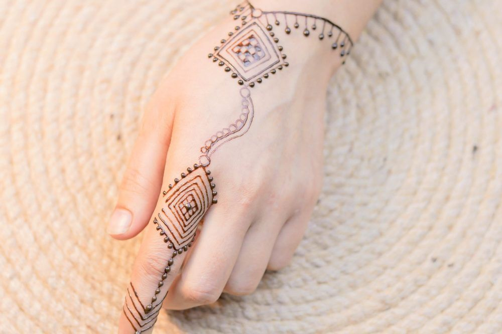 Gbvision Solutions For You Mehndi Designs For Fingers Mehndi Designs Small Geometric Tattoo