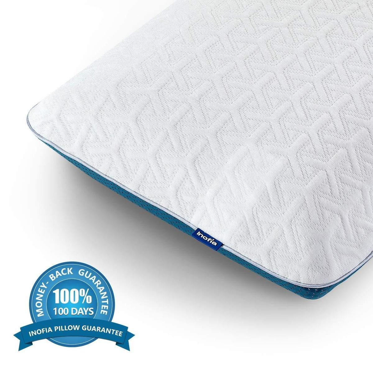 Graphene Memory Foam For Comfort But Supportive Made Entirely From A Unique Thermostatic Graphene I Memory Foam Pillow Foam Pillows Gel Memory Foam Mattress