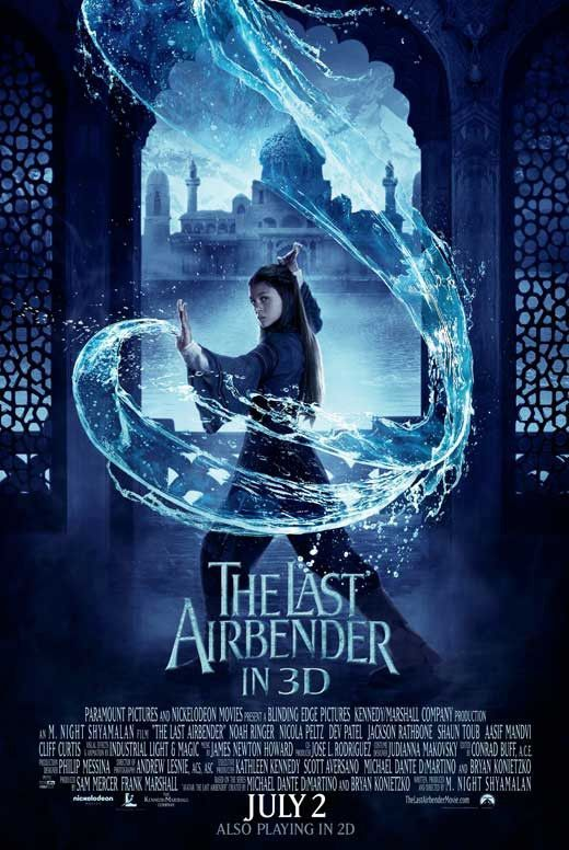 The Last Airbender 11x17 Movie Poster 2010 The Last