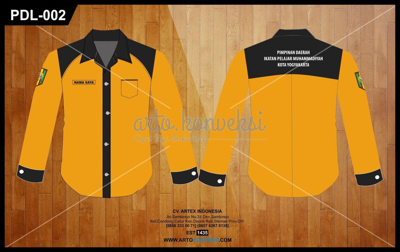 download football jersey mockup template. Download Template Vector Desain Baju Pdh Organisasi Format Corel Draw Kemeja Baju Anak Cocok