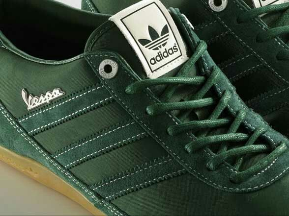 More from the adidas Vespa collaboration in 2009