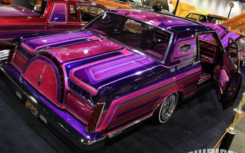 2011 Lowrider Show Show Las Vegas Custom Lincoln Photo 10