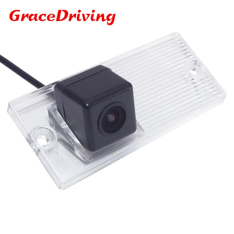Free Shipping CCD HD for KIA Sportage/SORENTO Car Rear View Camera Rearview Reverse Backup Factory Promotion #Affiliate
