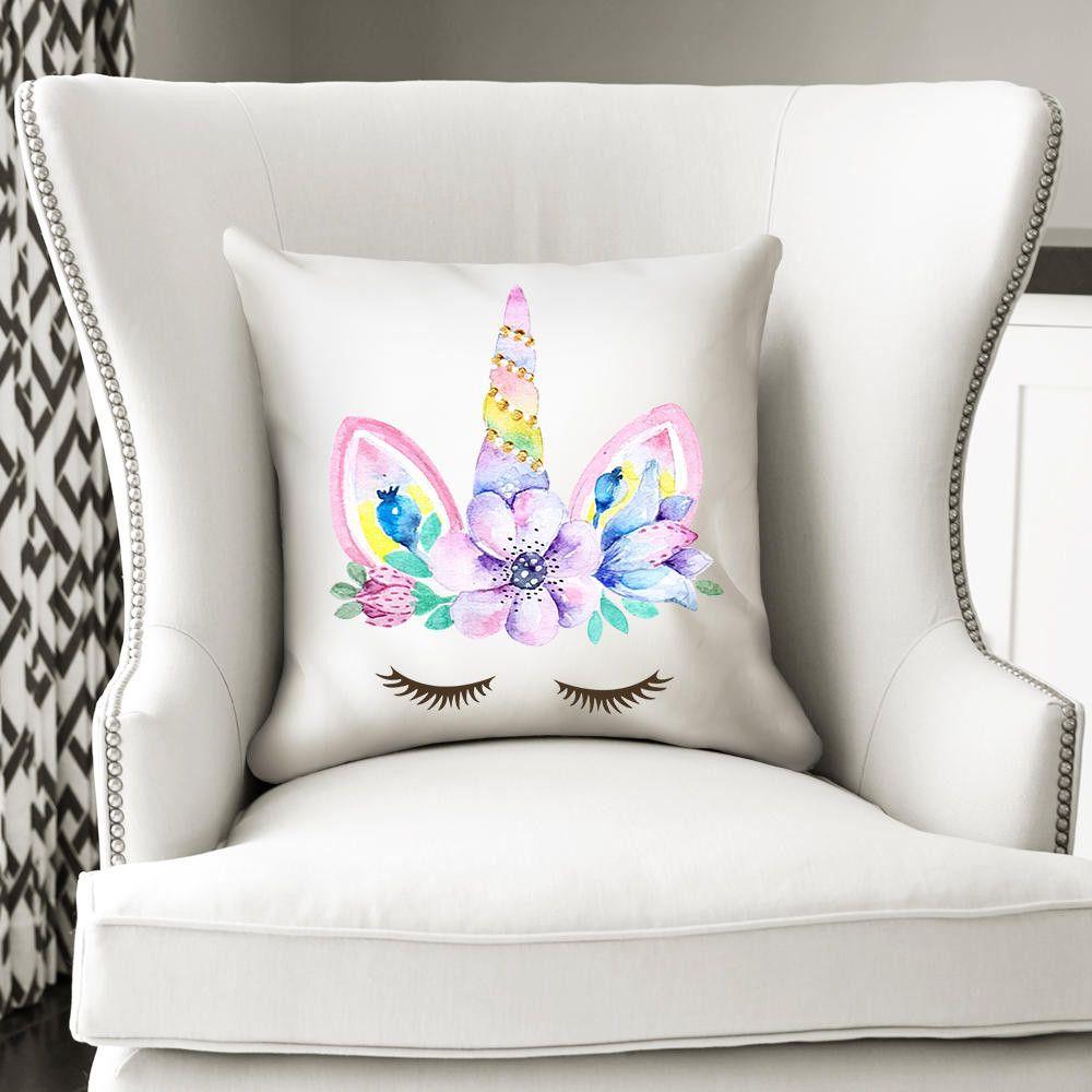 unicorn pillow pet uk