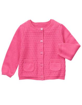 d898a422f Fruit Punch- Pointelle Cardigan (32.95 9.87)
