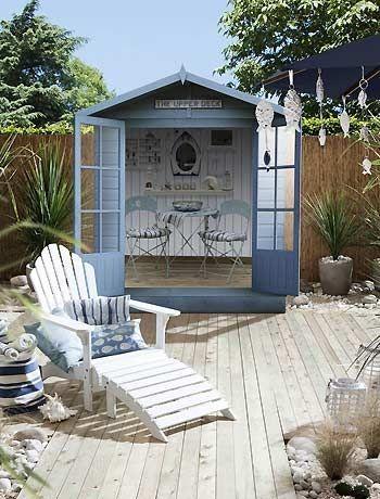 garden ideas - Beach Style Garden Ideas