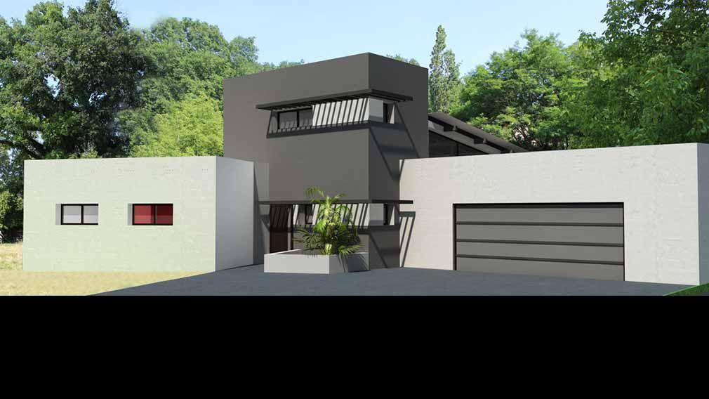 Téléchargez nos plans de maisons du0027architecte à toit zinc  Profitez