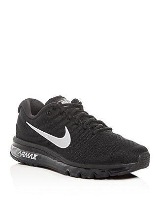 Nike Men's Air Max 2017 Lace Up Sneakers Men - Bloomingdale's ...
