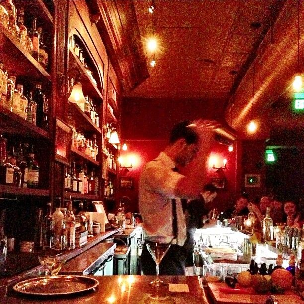 Williams & Graham in LoHi in Denver, CO.  Pretty cool that it is now recognized as one of the 50 best bars in the world!!!