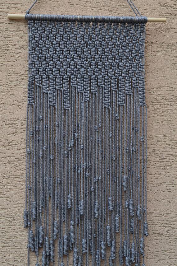 Casa Macrame decorativos del colgante de pared B01NATFXHY Tejido