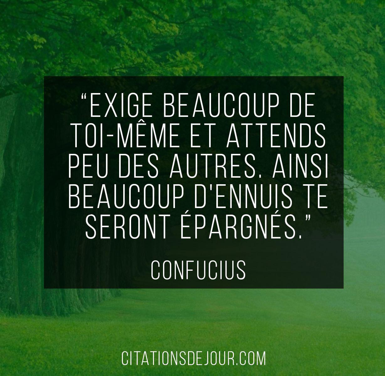 Citaten Confucius : Citation de confucius sur l homme words of wisdom