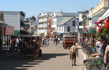 Mackinac Island: One of 2012's Best Family Vacation Destinations by away.com