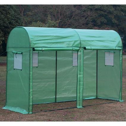Tomatenserre polyethyleen 3 m²