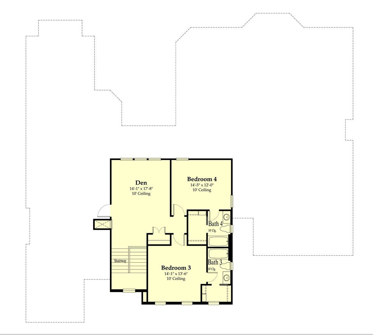 Plan 3630 80 – Michael Campbell Design