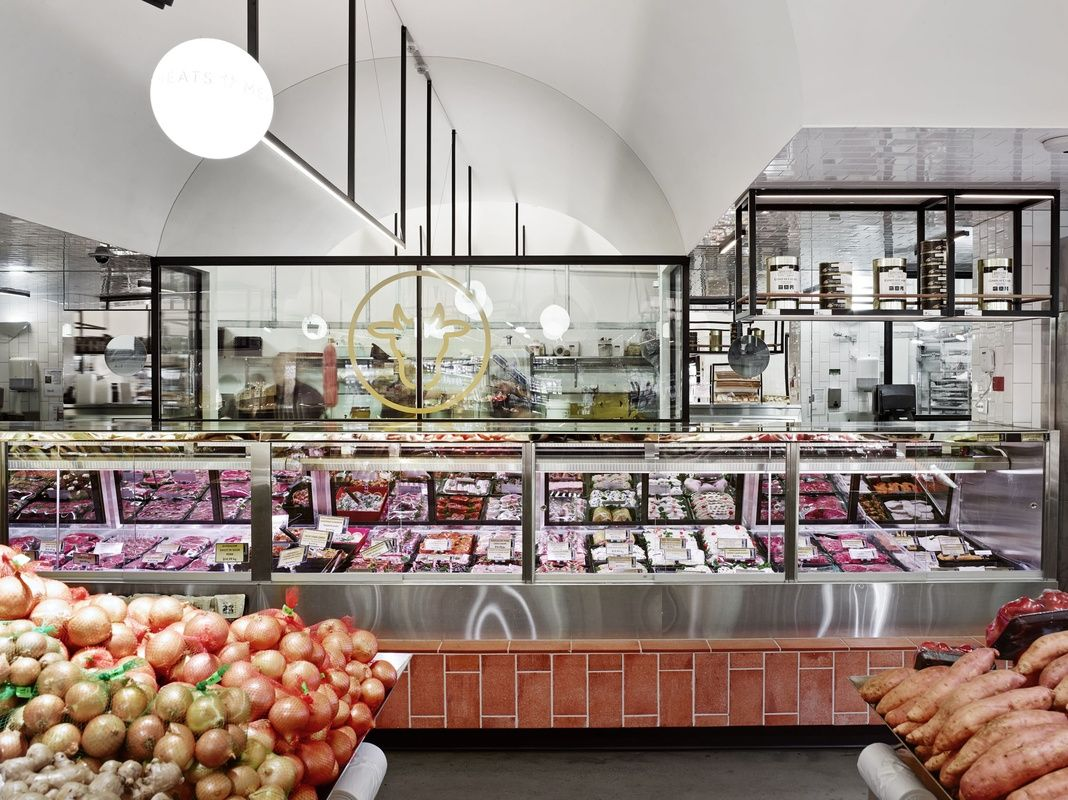 The Standard Market Company Newstead by Richards & Spence